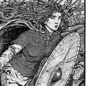 Legertha Shiledmaiden and wife of Ragnar