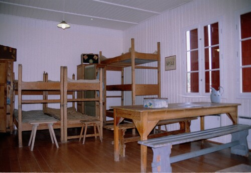 Froslev Camp Barracks Interior