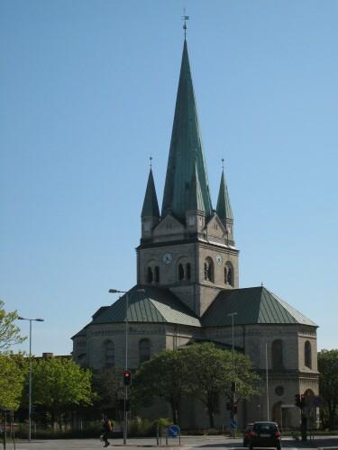 Frederikshavn Church - Frederikshavn Kirke