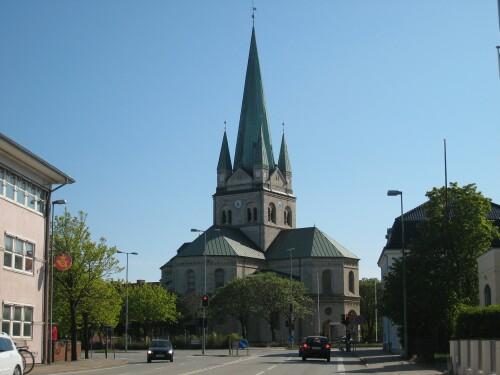 Frederikshavn Church - Denmark Church