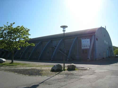 Frederikshavn Ice Rink - Hockey Arena