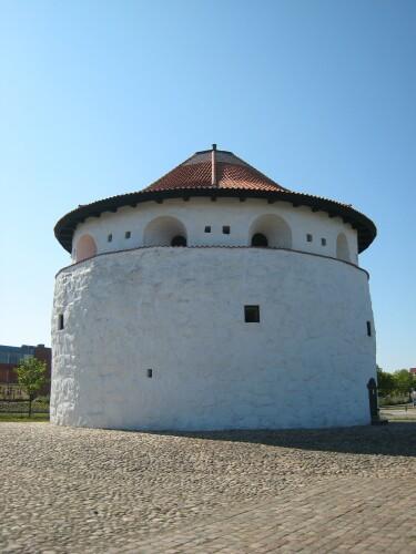 Gunpowder Tower - Krudttårnet - Frederikshavn