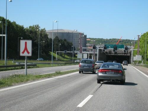 Limfjord Tunnel - Limfjordstunnelen Aalborg