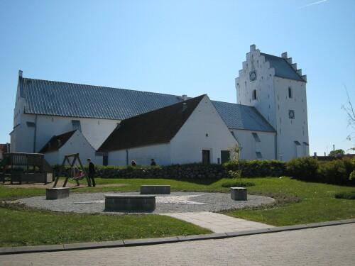 Saeby Church - Saeby Kirke - Vendsyssel