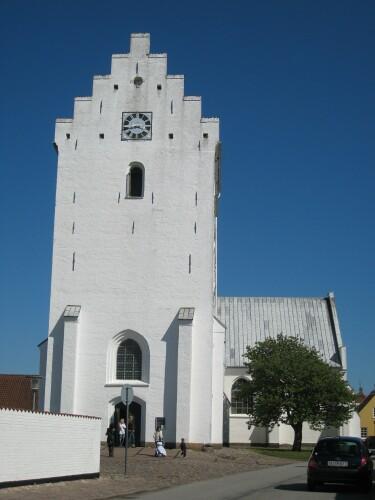 Church of Saint Mary - Skt. Mariæ Kirke