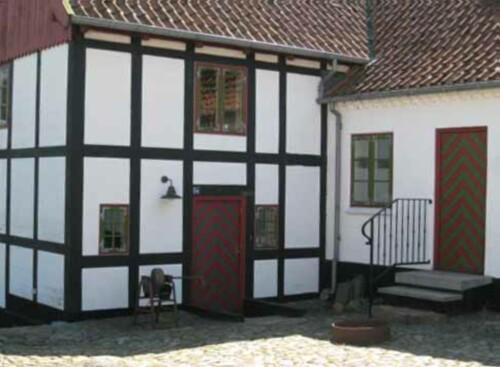 Danish Watermill in Jutland - Vendsyssel