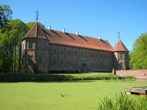 Voergaard Castle - Voergård Slot