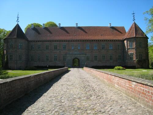 Denmark Castles - Voergaard Jutland