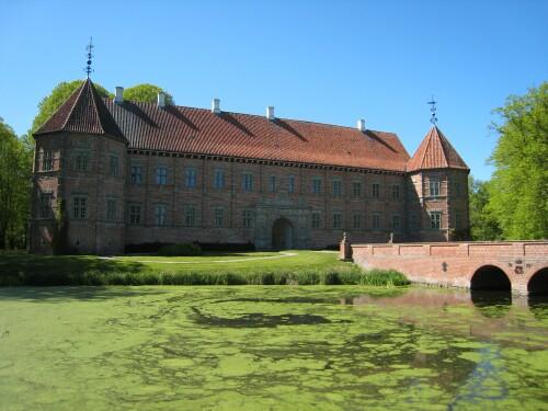 Beautiful 15th Century Danish Manor Home