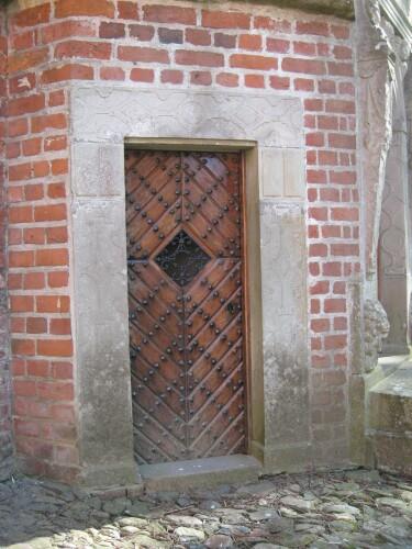 Medieval Door in Denmark