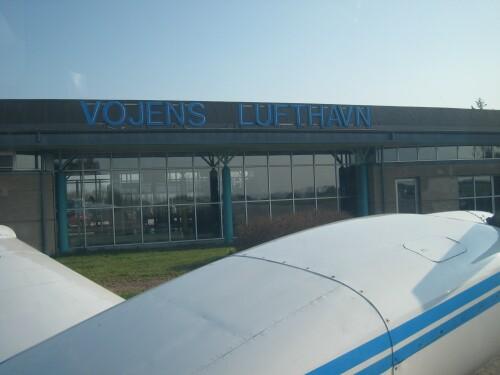 Vojens Airport (Lufthavn) - Fighter Wing Skrydstrup (Flyvestation Skrydstrup)