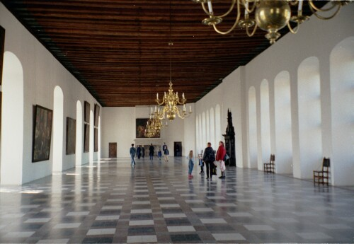 Kronborg Castle Hall