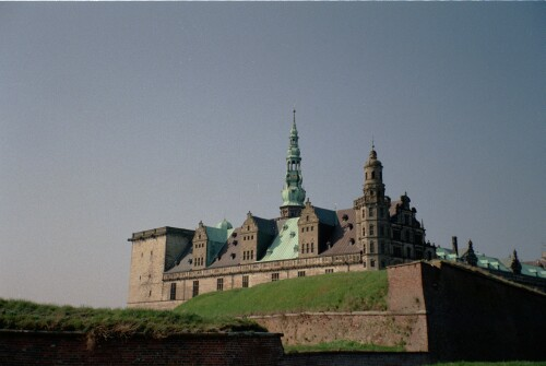 Kronborg Castle - Slot