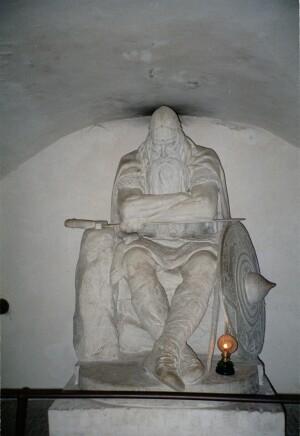 Ogier the Dane Statue