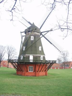 Windmill Kastellet