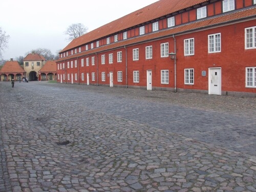 Copenhagen Military Barracks Kastellet