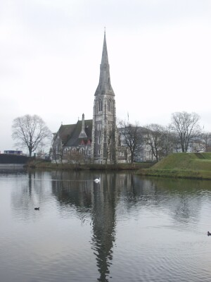 St. Albans Church Kastellet