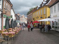 Ribe Walking Street