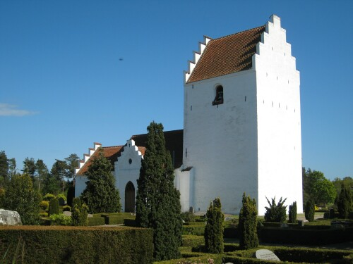 Fladstrand Church - Kirke in Frederikshavn