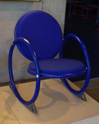 Verner Panton Dondolo Chair